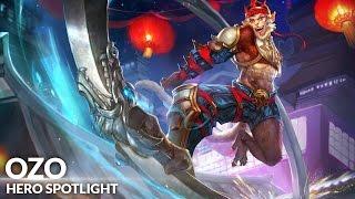 getlinkyoutube.com-Ozo Hero Spotlight
