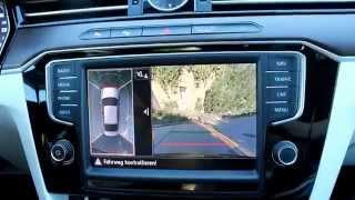 getlinkyoutube.com-Der neue VW Passat 8 - Die 360° View