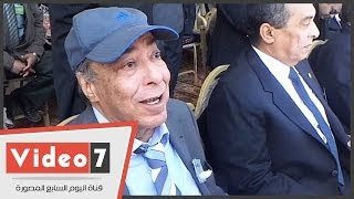 """getlinkyoutube.com-بالفيديو.. صلاح السعدنى: """"لن أشارك بأعمال فنية فى رمضان.. وهتفرج على كأس العالم"""""""