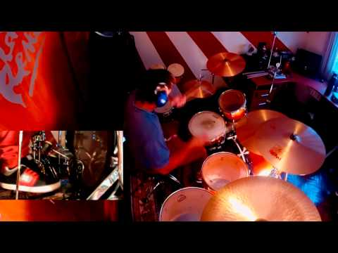no way back - foo fighters-  drum cover Diego Fischer