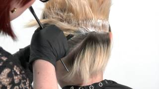 getlinkyoutube.com-Wella Couture Blondes: Double Process