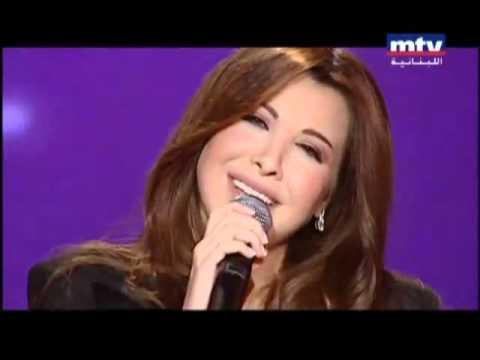 Nancy Ajram - T2akhart Shwaye - MTV's Mother Day Special 2011