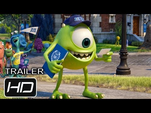 Monsters University - Trailer Final Oficial Español Latino