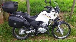 getlinkyoutube.com-Teneré 250 ano 2016 toda equipada customizada para viagem ao atacama chile customização de moto viag