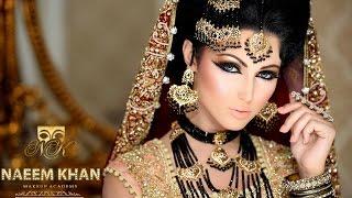getlinkyoutube.com-Regal Bride By Naeem Khan