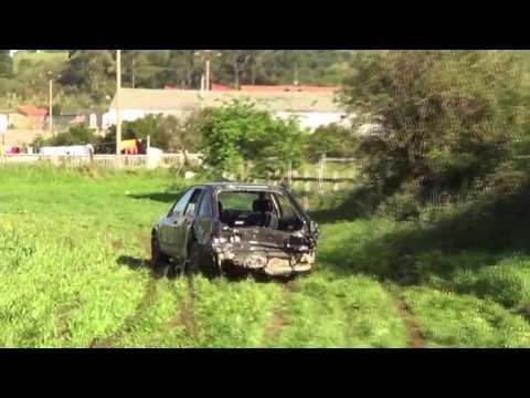 Bruno Orube - Ford Sierra WRCasuca