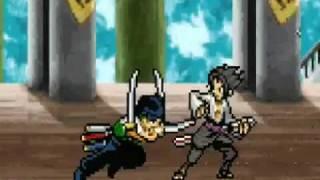 getlinkyoutube.com-Naruto vs One Piece Epic Battle - Part 2
