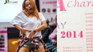 getlinkyoutube.com-Kristina Limbu Dance Performance @ KAIRA Boutique Fashion Show HK