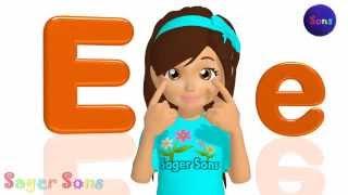 getlinkyoutube.com-ABC Song   Phonics songs   Alphabet Songs   for Children   3D Animation Learning ABC Nursery Rhymes