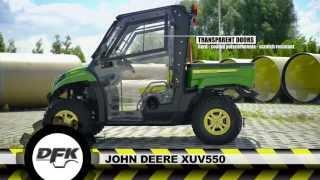 getlinkyoutube.com-JOHN DEERE GATOR XUV 550 MODEL UTV WITH THE NEW CAB