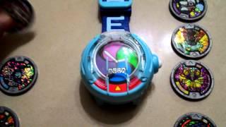 目前最新,妖怪手錶 U ,八大種族召喚音效