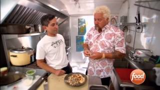 PDX 671 on Diners Drive Ins and Dives