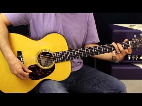 How To Play On Guitar - John Lennon - Imagine - Beginner Chords