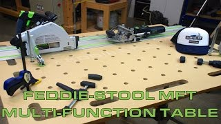 getlinkyoutube.com-Feddie-Stool MFT (Multi Function Table)