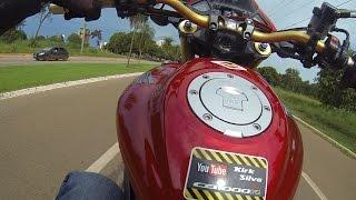 getlinkyoutube.com-CB1000R Vermelha - Videl no grau e 6 XJ6 berrando muito! 1-4