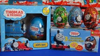 Thomas and Friends Surprise Egg Easter Gift Set Thomas the tank engine 托马斯&朋友