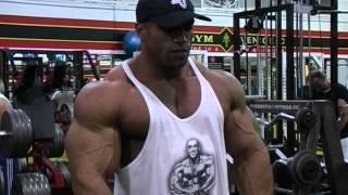 getlinkyoutube.com-IFBB Pro Bodybuilder Dennis James - Muscletime Titans Part 1