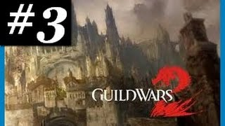 Guild Wars 2: Elementalist Gameplay Part 3 - Level 5-7 Queensdale