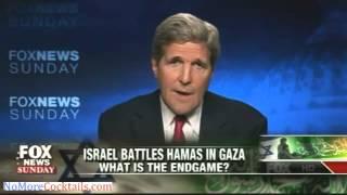getlinkyoutube.com-John Kerry Caught on Fox News Hot Mic Criticizing Israeli Strike