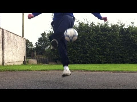 Air Jester (Tutorial) :: Freestyle Football