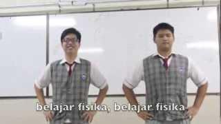Belajar Fisika (Senam yang iya iyalah PARODY) - Pak Agoes Ngajar Fisika