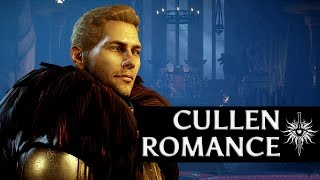 getlinkyoutube.com-Dragon Age: Inquisition - Cullen Romance - Someone else's girlfriend