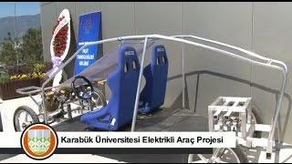 Karabük Üniversitesi Elektrikli Araç Projesi