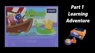 getlinkyoutube.com-The Backyardigans: Viking Voyage (V.Smile) (Playthrough) Part 1 - Learning Adventure