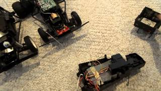 getlinkyoutube.com-Tyco Turbo Hopper Nikko Turbo Panther RC Buggy Comparison, Repair Tips, and More!!