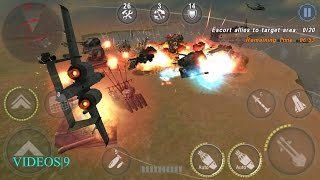 getlinkyoutube.com-GUNSHIP BATTLE : Episode 14 Mission 06 - Thunderbolt 2