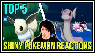 getlinkyoutube.com-TOP 5 BEST SHINY POKEMON REACTIONS! BACK TO BACK SHINY POKEMON! Pokemon XY/ORAS
