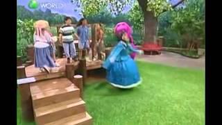 getlinkyoutube.com-Barney & Friends A Little Mother Goose