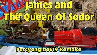 getlinkyoutube.com-Tomy James & The Queen of Sodor
