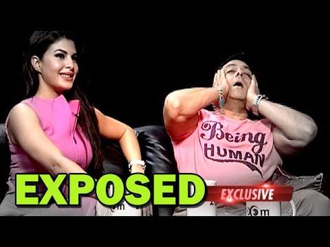 Salman Khan exposes Jacqueline Fernandez's secrets!! - EXCLUSIVE