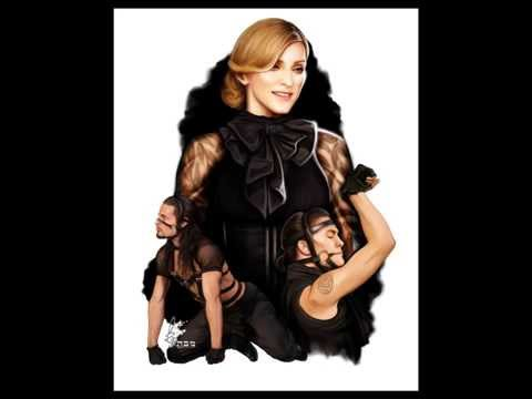 Madonna - Give Me All Your Luvin (Alessio Silvestro Remix) Mix