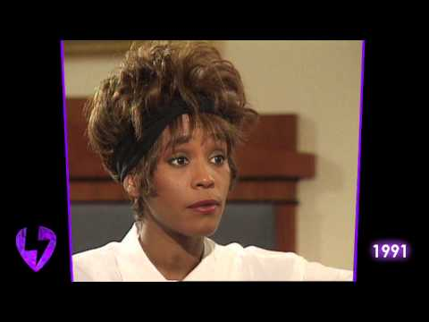 Whitney Houston: The Raw & Uncut Interview - 1991