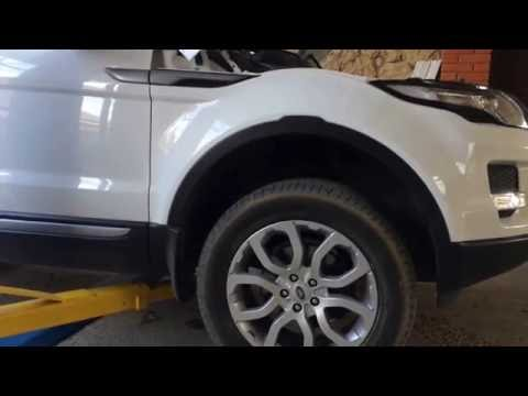 Ленд Ровер Эвок 2,2 2011 года меняем масло и фильтра а так же салонный фильтр Range Rover Evoque?