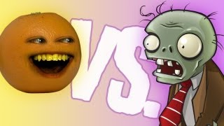 getlinkyoutube.com-Fruits vs Zombies: Annoying Orange