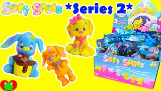 getlinkyoutube.com-Soft Spots SERIES 2 Blind Bags and Collectors Case