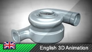 getlinkyoutube.com-How a turbocharger works! (Animation)