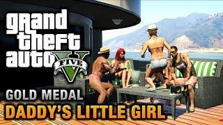 getlinkyoutube.com-GTA 5 - Mission #7 - Daddy's Little Girl [100% Gold Medal Walkthrough]