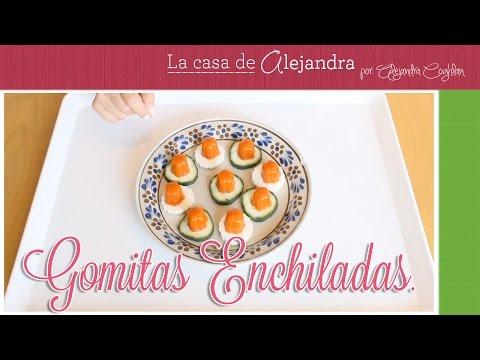 Gomitas Enchiladas - DIY / Alejandra Coghlan