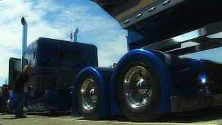 Big Rig: Dickerson Kustom Trucks 2007 379 Extended Hood Peterbilt By Trucker Steve