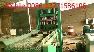 getlinkyoutube.com-Hydraulic coconut shell charcoal briquetting machine