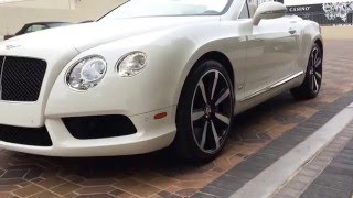 getlinkyoutube.com-Bentley Replica  gtc  $36000