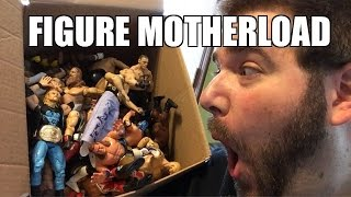 getlinkyoutube.com-CRAZY WWE Figure FAN MAIL HAUL UNBOXING!