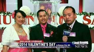getlinkyoutube.com-Suab Hmong News:  2014 Valentine's Day Covered by Paolee Vang