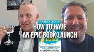 GQ 218: How to Have An EPIC Book Launch to Grow a 6 to 7 Figure Business in 7 Steps