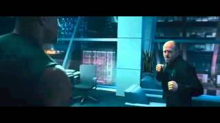 getlinkyoutube.com-Jason Statham vs The Rock Full Fight Scene in Fast and Furious 7