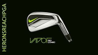 nike vapor pro combo iron review